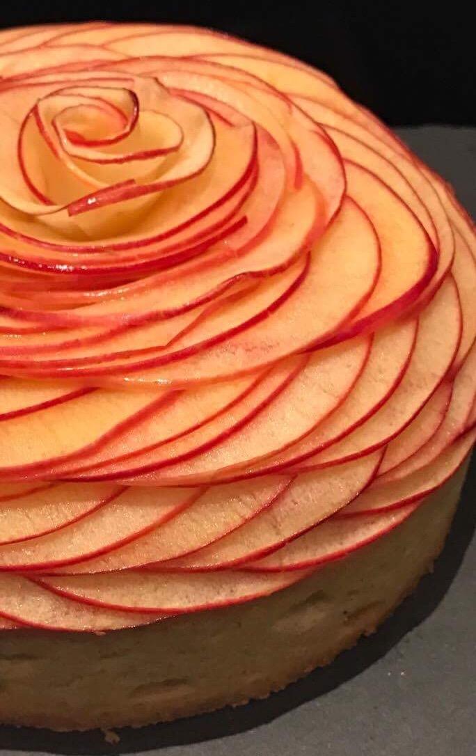 Tarte aux pommes di Cédric Grolet