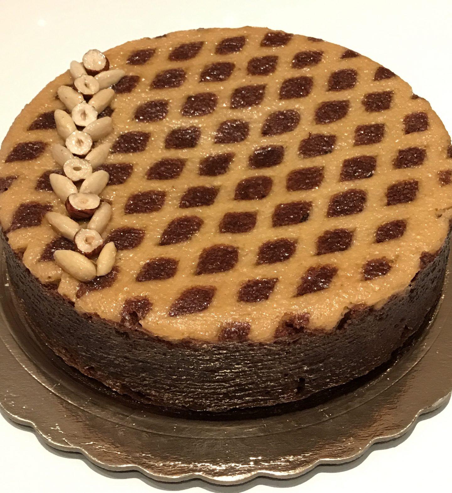 Quando un cake diventa virale…Gianduione!