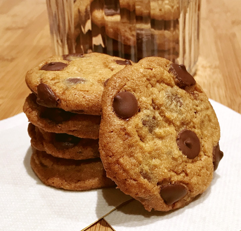 Cookies al cioccolato…che croccano!